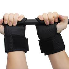 Fitness & Jogging <b>1 PAIR</b> Wrist Wraps Professional Weight Lifting ...