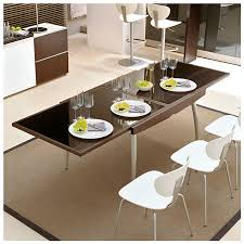 dining table extendable photo