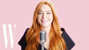 Lindsay Lohan Re-enacts Her 8 Favorite Mean Girls Quotes | W ...