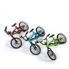 Mini Simulation Alloy Finger <b>Bike</b> Children Kid Funnt Mini Finger ...