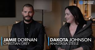 fifty shades updates videos new interviews dakota johnson videos new interviews dakota johnson and jamie dornan