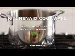 <b>Кастрюля с крышкой</b> KitchenAid KC2T30EHST 3 слоя, 2,84 л ...