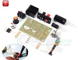 LM317 Adjustable Step Down Module <b>DC 5V</b>-<b>35V</b> to 1.25V-30V DIY ...