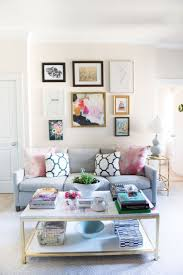 cozy grey living room pattonmelo heloise mckees washington dc apartment tour theeverygirl