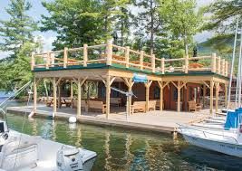 Boathouses by The Dock DoctorsBoathouses by The Dock Doctors  Custom designed Boat Houses