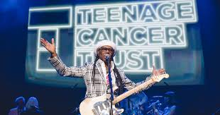 Teenage Cancer Trust - <b>Nile Rodgers</b> & <b>Chic</b> | Royal Albert Hall ...
