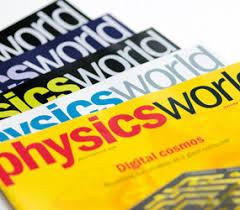 Resultado de imagen de physics world