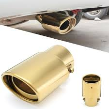 Universal 63mm Inlet Auto Car Vehicle Stainless Steel <b>Exhaust</b> ...