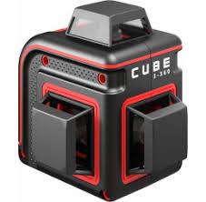 Лазерный уровень <b>ADA CUBE 3-360</b> HOME EDITION купить в ...