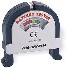 <b>Ansmann 4000001</b> Pocket Size <b>Battery Tester</b>: Amazon.ca: Electronics