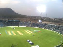 Maharashtra Cricket Association Stadium