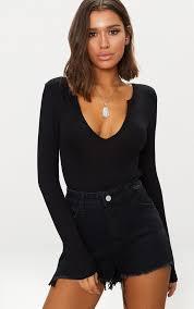 Bodysuits for Women | <b>Sexy</b> Bodysuits | PrettyLittleThing USA