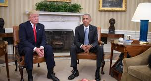 واشنطن - ترامب يُشيد بلقائه اوباما اليوم الاربعاء