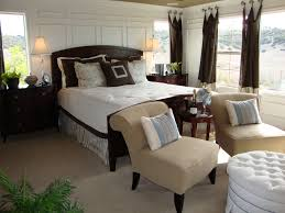 neutral master bedroom design ideas with wooden bed with headboard and pillows also blanket and wooden best master bedroom furniture