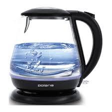 <b>Чайник</b> электрический <b>Polaris PWK 1859CGL</b> черный купить в ...