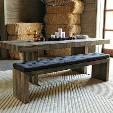 Picnic Table Dining Room Dining Room Charming Emmerson Dining Table For Rustic Dining
