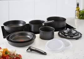 <b>Наборы</b> сковородок и кастрюль <b>Tefal Ingenio</b>