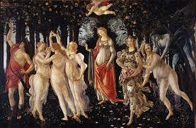 <b>Весна</b> (картина Боттичелли) — Википедия