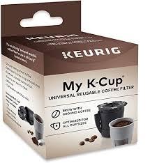 Keurig Universal Reusable Filter, Single Stream ... - Amazon.com