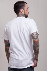 <b>Футболка CROOKS &</b> CASTLES Rose Crew T-Shirt White, купить ...