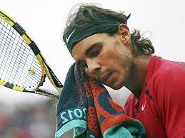 Rafael Nadal (26) ist erstmals seit Juni 2005 nicht mehr in den Top 4 des ATP-Rankings vertreten. - wegen-verletzung-rafael-nadal-nur-noch-die-weltnummer-nummer-5-125979172