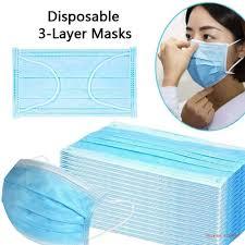 N95 <b>Face Mask</b> 100 Pcs <b>Surgical Mask Anti</b>-virus Respirator ...