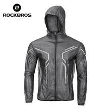 <b>Windproof Cycling</b> Jacket MTB Reflective Waterproof <b>Bicycle</b> ...