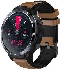 <b>OUKITEL Z32 4G Smartwatch</b> Phone with Wireless Charger, AU ...