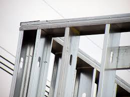 Light Gauge Metal Stud Framing  Credit Buildipedia  G