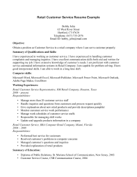 Resume For Customer Service Rep  customer representative resume     sample resume customer service sample resume customer service       resume for customer service