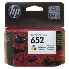 <b>Картридж HP 652 Tri-Colour</b> (F6V24AE) купить в Киеве, струйные ...