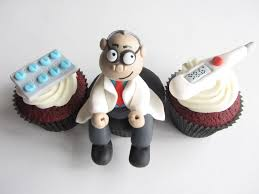 insights on residency training observation of residents across physician themed cupcakes