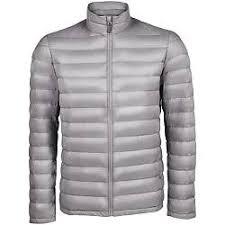 <b>Куртка мужская WILSON</b> MEN серая, размер XXL купить: цена на ...
