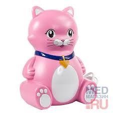 Детский <b>ингалятор MED2000 Кошка</b> купить в «Мед-Магазин.ру ...