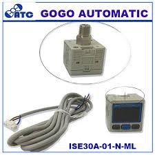 <b>SMC type</b> 2 Color Display High Precision Digital <b>Pressure</b> Switch ...