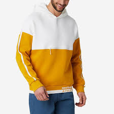 <b>NB Athletics Select Pullover</b> Hoodie - White/Gold