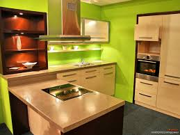 clean kitchen: brightly colored kitchen  feng shui brightly colored kitchen
