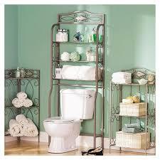 bathroom shelf ideas racks