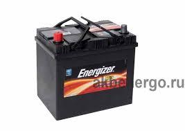 Аккумулятор <b>Energizer Plus</b> EP60.1 <b>Asia</b> (12В / 60Ач) - купить по ...