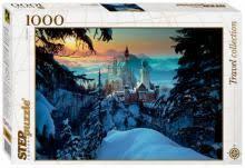 """<b>Step</b> Puzzle-<b>1000</b> ""Бавария. Замок Нойшванштайн"" (79103 ..."