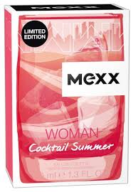 Купить <b>Туалетная</b> вода MEXX <b>Cocktail Summer Woman</b>, 40 мл по ...