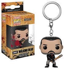 <b>Funko</b> 21189 <b>Pocket POP Keychain</b>: The Walking Dead - Negan ...