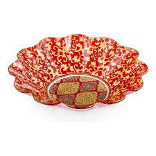 <b>Тарелка</b> круглая с ажурным краем <b>Яшма</b>, 25*25*2,4 см | Купить в ...