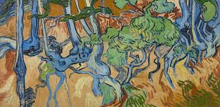 Vincent van Gogh - <b>Tree Roots</b> - Van Gogh Museum