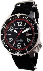 Купить <b>Мужские часы Momentum</b> Torpedo Blast 1M-DV74R7B ...