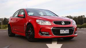 Holden Commodore Vfii Ss V Redline Sedan Review Carsguide