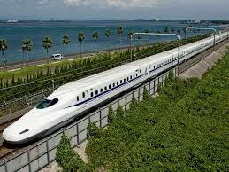 Resultado de imagen de tren shinkansen