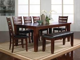 dining table with wheels: dining room table and chairs with wheels decor dining room tables with benches and chairs