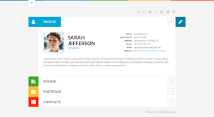 shiftcv blog resume portfolio wordpress xspot 02 profile 10 profile dark 11 resume dark
