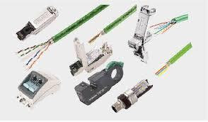 PROFINET / Industrial <b>Ethernet</b> Витая пара, <b>кабели</b> и соединители
